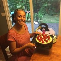 Always Choose Cheesecake - Turning 17