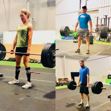 Rad athletes crushing it!